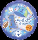 1st Birthday All Star