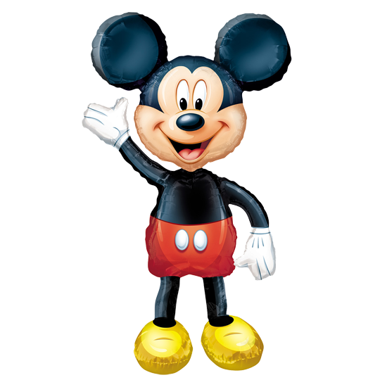 Giant Mickey Mouse Air Walker Balloon