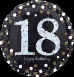 Glimmer Confetti 18th Birthday