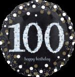 Glimmer Confetti 100th Birthday