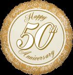 50th Anniversary Golds