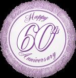 60th Anniversary Purples