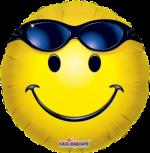 Smiley Sunglasses Face