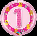 Birthday Girl 1st