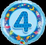 Birthday Boy 4th