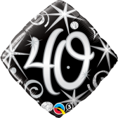 40th Birthday Diamond Stars