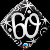 60th Birthday Diamond Stars