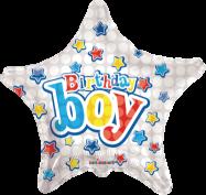 Happy Birthday Boy Star