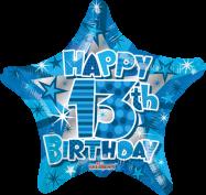 Happy 13th Bithday Star