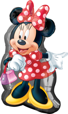 Minnie Mouse SuperShape