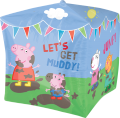 Peppa Pig and Friends Cubez