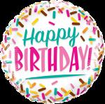 Happy Birthday Sprinkles