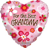 For The Best Grandma