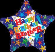 Happy Birthday Brother Star