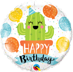 Birthday Party Cactus