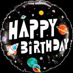 Birthday Spaceman