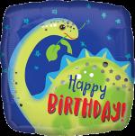 Birthday Fun Dinosaur