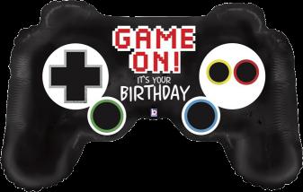 Game On Birthday