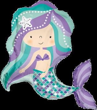 Sparkling Mermaid