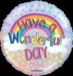 Have a Wonderful Day Rainbow