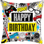 Happy Birthday Computer Games