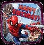 Spiderman Happy Birthday