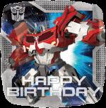 Transformers Happy Birthday