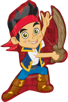 Jake and The Neverlands Pirates