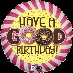 Good Donut Birthday