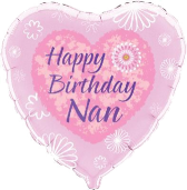 Happy Birthday Nan