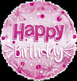 Jumbo Pink Streamers Birthday