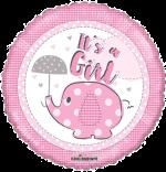 Its a Girl Elephant