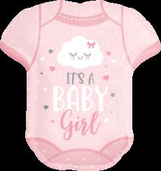 Baby Girl Onesie