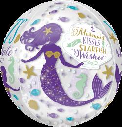 Mermaid Lets Celebrate Orbz