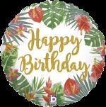 Birthday Tropical