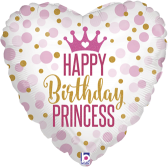 Happy Birthday Princess Dots