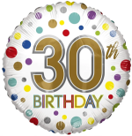 30th Birthday Spots
