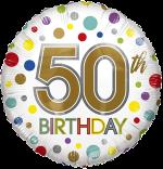 50th Birthday Spots