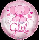 Cute Baby Girl Elephant